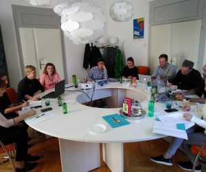 Erasmus+ KA2 – Kick-off meeting with AMPEU