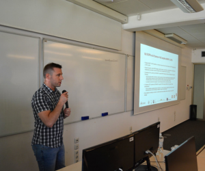 MoodleMoot 2019 – presentation of ELPID infrastructure